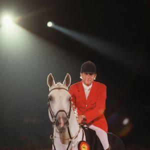 Bert Romp under sin aktiva karriär 1997.