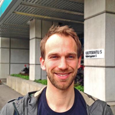 Jesper von Hertzen.