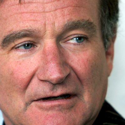 Näyttelijä Robin Williams