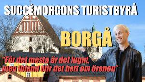 Succémorgons turistbyrå - Borgå.