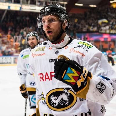 Oskar Osalas Kärpät förlorade finalserien mot HPK med 3–4.