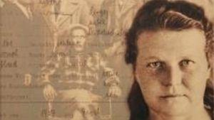 Pärmbild till Elina Sanas bok Luovutetut 2003.