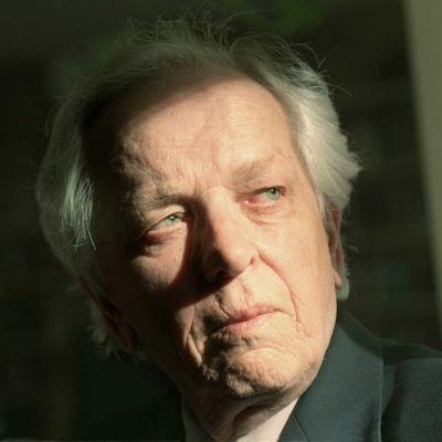 Kirjailija Veijo Meri