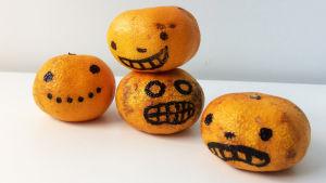Pikku Kakkonen: Halloween-mandariinit