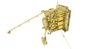 Solar Orbiter piirroksena