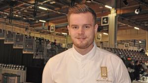 Årets kock 2017 Mattias Åhman