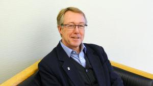 Kanslichef Lasse Tallqvist