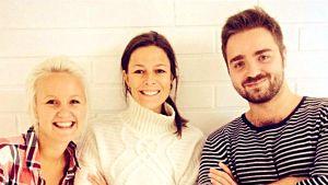 Mia Hafrén gästade Succémorgon.