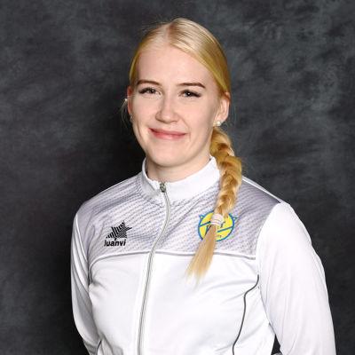 Miisa Palkoranta spelar i Kyrkslätt IF.