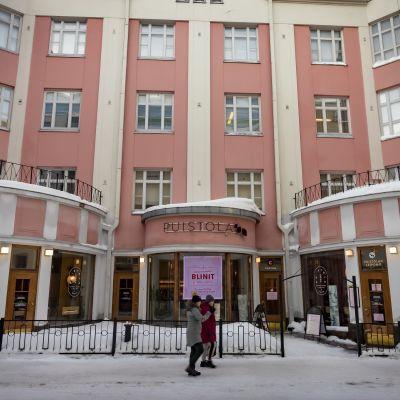 Oululainen ravintola Puistola