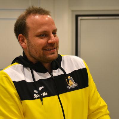Jan Malm i Sportmåndag 11.1.2016