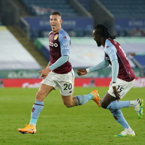 Ross Barkley, Aston Villa