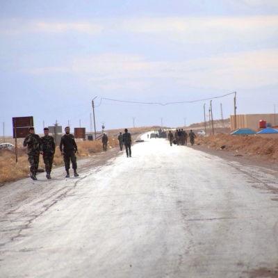 syriska soldater