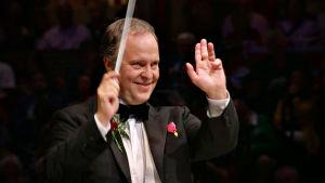 Sakari Oramo johtaa Proms-festivaalin päätöskonserttia 2017