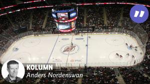 Anders Nordenswan och en ishockeyrink.