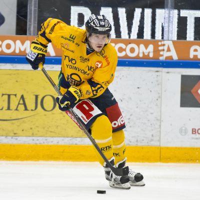 Janne Keränen #19, Lukko