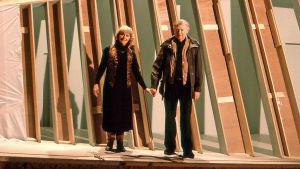 Lillian ja Harold Michelson elokuvalavasteissa