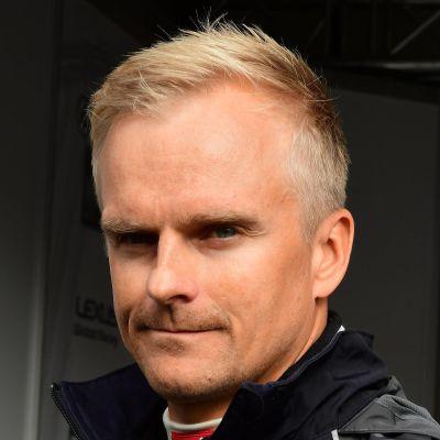Heikki Kovalainen sitter fast – i fel världsdel.