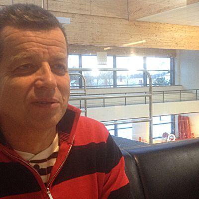 Per Högström, chef för idrottstjänster , Borgå stad