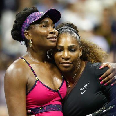 Venus ja Serena Williams
