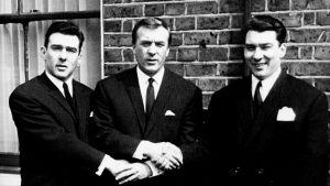 Reg, Charlie och Ronnie Kray