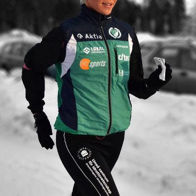 Sabina Bäck, IF Femman