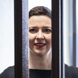 Maryja Kalesnikava.