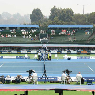 Tennis i Australien.