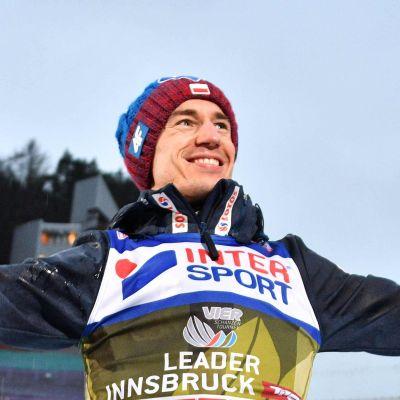 Kamil Stoch, backveckan 2018.