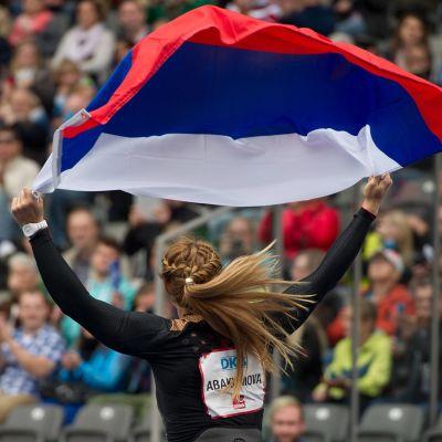 Maria Abakumova, VM 2013.