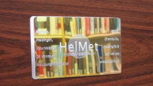 HelMet-kirjastoverkoston HelMet-kirjallisuuspalkinto