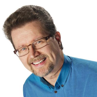Redaktör Henrik Svahn