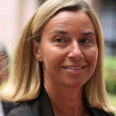 Italiens utrikesminister Federica Mogherini.