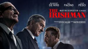 Planschen till The Irishman