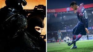 Counter-Strikea ja FIFAa pelataan Assemblyilla