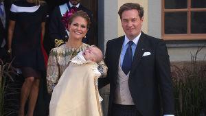 Ruotsin kuningasperheen vuosikatsauksessa muistellaan vuoden 2015 kohokohtia.