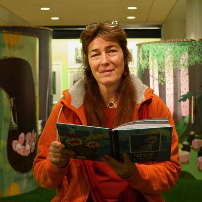 Henrika Andersson är barnboksförfattare.