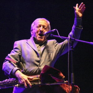 Paddy Moloney  vuonna 2014.