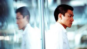 Infernal Affairs III, Kuvassa etsivä Lau Kin Ming (Andy Lau).