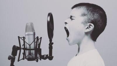 Alla kan inte sjunga