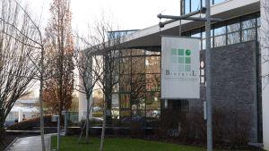 Kliniken Biotrial i Rennes i Frankrike.