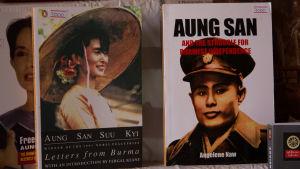Böcker om Suu Kui i bokhandel