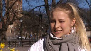 Hanna Ruohomaa siktar på U20-VM 2014