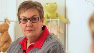Clara Blomqvist, mödra- och barnrådgivare