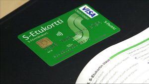 S-pankin debitkortti ja S-Etukortti -hakemus