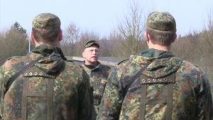 Tyska soldater