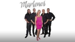 Dansbandet Marlenes, Marlene Östersund