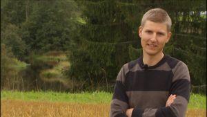 Jaakko Juva är jordbrukare i Pöytis, Egentliga Finland.