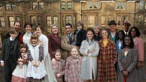 Sarjan Brittiperhe 1900-luvulla (Turn Back Time: The Family) osallistujia