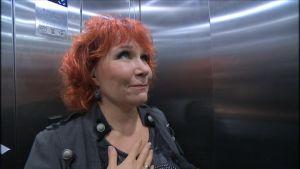 Laulaja Virve Rosti